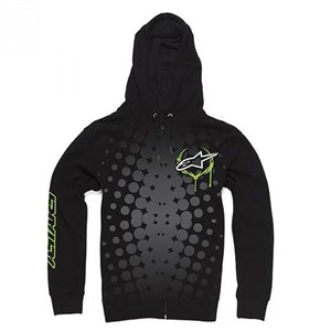 Alpinestars Daredevil Zip Fleece Sweatshirt 1013-53081