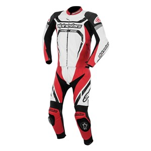Alpinestars Motegi 2Pc Leather Suit Deri Motosiklet Tulum