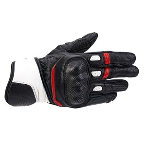 Andes SP-5 Leather Gloves Motosiklet Eldiveni