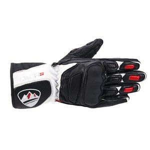 Andes SP-8 Leather Gloves Motosiklet Eldiveni