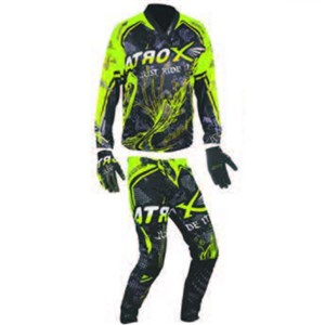 Prosev MJ-5150 Cross Set (Pantolon + Jersey+ Eldiven)